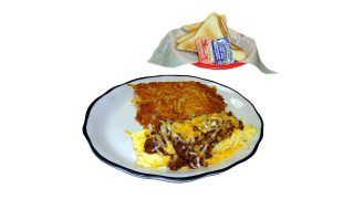 Special #2 - Chili Cheese Omelette