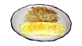 Special #6 - Cheese Omelette
