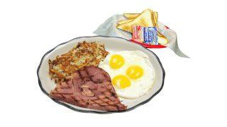 Special #8 - Ham & Eggs
