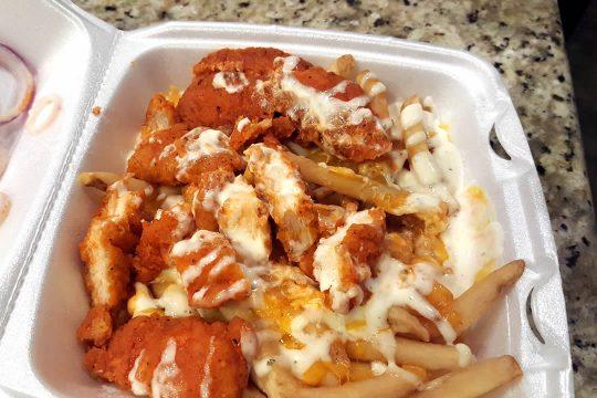 Restaurant Menifee - Buffalo Chicken Fries