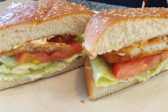 Restaurant in Menifee - Fish Sandwich