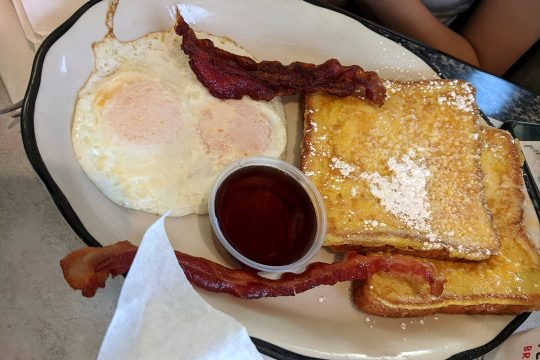 Menifee Breakfast - French Toast Special