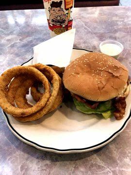 Temecula - Mashroom Avocado Cheeseburger