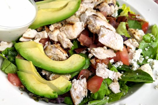 Yellow Basket Santa Ana - Cobb Salad