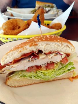 Restaurant in Wildomar - Chicken Sandwich