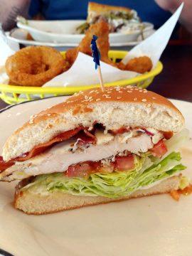 Restaurant in Wildomar - Chicken Sandwich