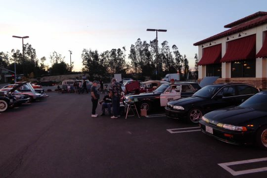 Wildomar Restaurant - Car Show