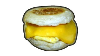 Cheese & Egg Muffin