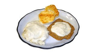 Chicken Fried Steak Dinner