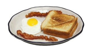 Egg and Toast for kids
