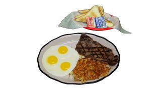 NY Steak & Eggs Breakfast